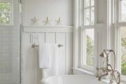 Фото 28 Дизайн белой ванной комнаты (75 фото): «чистая» гармония