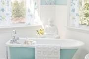 Фото 46 Дизайн белой ванной комнаты (75 фото): «чистая» гармония