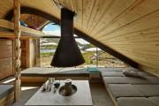 Фото 8 Åkrafjorden: охотничий домик, скрывающийся в горах Норвегии