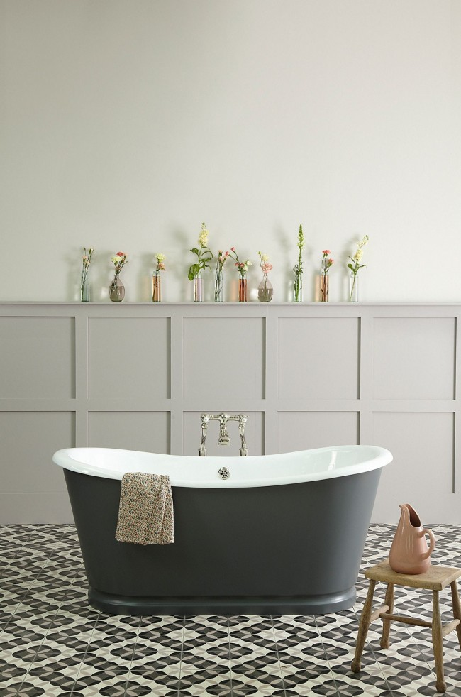 Чугунные ванны прочны и долговечны