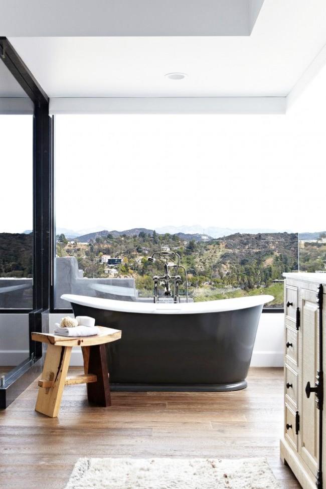 Чугунная ванна - это классика, которая никогда не выйдет из моды