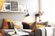 Фото 18 75+ идей дизайна гостиной 2019 (фото)