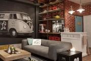 Фото 1 75+ идей дизайна гостиной 2018 (фото)