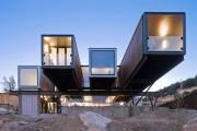 Фото 3 Дома в стиле хай-тек (61 фото): передовые технологии, архитектура и наука