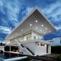 Дома в стиле хай-тек (61 фото): передовые технологии, архитектура и наука фото
