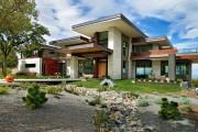 Фото 15 Дома в стиле хай-тек (61 фото): передовые технологии, архитектура и наука