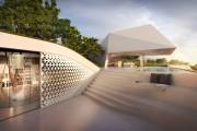 Фото 7 Дома в стиле хай-тек (61 фото): передовые технологии, архитектура и наука