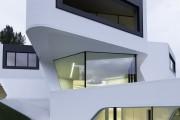 Фото 6 Дома в стиле хай-тек (61 фото): передовые технологии, архитектура и наука