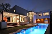 Фото 23 Дома в стиле хай-тек (61 фото): передовые технологии, архитектура и наука