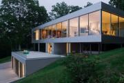 Фото 24 Дома в стиле хай-тек (61 фото): передовые технологии, архитектура и наука