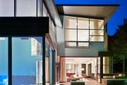 Фото 9 Дома в стиле хай-тек (61 фото): передовые технологии, архитектура и наука