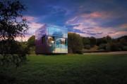 Фото 28 Дома в стиле хай-тек (61 фото): передовые технологии, архитектура и наука