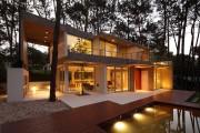 Фото 14 Дома в стиле хай-тек (61 фото): передовые технологии, архитектура и наука