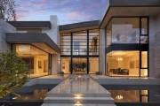 Фото 10 Дома в стиле хай-тек (61 фото): передовые технологии, архитектура и наука