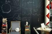 Фото 9 75+ идей доски для мела в интерьере: модно, удобно и функционально