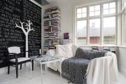 Фото 10 75+ идей доски для мела в интерьере: модно, удобно и функционально