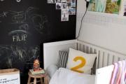 Фото 12 75+ идей доски для мела в интерьере: модно, удобно и функционально