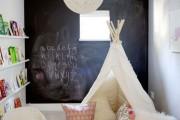 Фото 18 75+ идей доски для мела в интерьере: модно, удобно и функционально