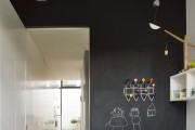Фото 20 75+ идей доски для мела в интерьере: модно, удобно и функционально