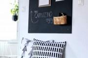 Фото 29 75+ идей доски для мела в интерьере: модно, удобно и функционально