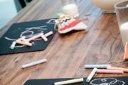 Фото 32 75+ идей доски для мела в интерьере: модно, удобно и функционально
