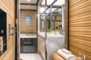 Фото 3 Душевые кабины: размеры и цены (59 фото), особенности конструкции и выбора