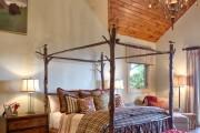 Фото 26 Двуспальные кровати: размеры, параметры матрасов и как купить идеальную? Рекомендации экспертов