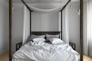 Фото 14 Двуспальные кровати: размеры, параметры матрасов и как купить идеальную? Рекомендации экспертов