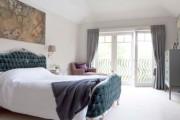 Фото 21 Двуспальные кровати: размеры, параметры матрасов и как купить идеальную? Рекомендации экспертов