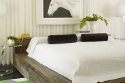 Фото 24 Двуспальные кровати: размеры, параметры матрасов и как купить идеальную? Рекомендации экспертов