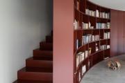 Фото 34 Книжные шкафы и библиотеки для дома: как выбрать и разместить правильно