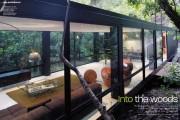Фото 2 Black Forest House: парящий посреди леса
