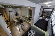 Фото 24 Стиль хай-тек в интерьере (85+ фото): создаем дом будущего