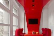 Фото 2 Стиль хай-тек в интерьере (85+ фото): создаем дом будущего