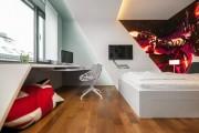 Фото 29 Стиль хай-тек в интерьере (85+ фото): создаем дом будущего