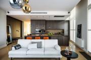 Фото 32 Стиль хай-тек в интерьере (85+ фото): создаем дом будущего