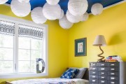 Фото 24 Желтый цвет в интерьере (64 фото): солнечная палитра для дома