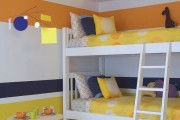 Фото 10 Желтый цвет в интерьере (64 фото): солнечная палитра для дома