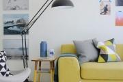 Фото 19 Желтый цвет в интерьере (64 фото): солнечная палитра для дома