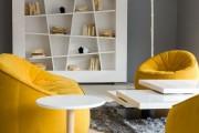 Фото 3 Желтый цвет в интерьере (64 фото): солнечная палитра для дома