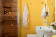 Фото 22 Желтый цвет в интерьере (64 фото): солнечная палитра для дома