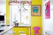 Фото 4 Желтый цвет в интерьере (64 фото): солнечная палитра для дома