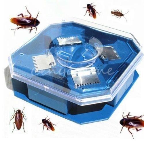 Как бы быстры и незаметны ни были тараканы, избавиться от них можно с помощью хорошо известных всем липучек и ловушек, в которых они либо прячутся, либо к которым прилипают и уже не могут выбраться