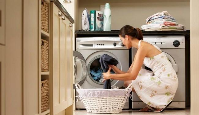 Не следует на долго оставлять грязное белье в стиральной машине