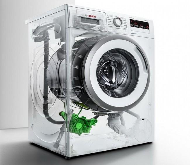 Некоторые современные модели стиральных машин обладают функцией ActiveOxygen для уничтожения микробов