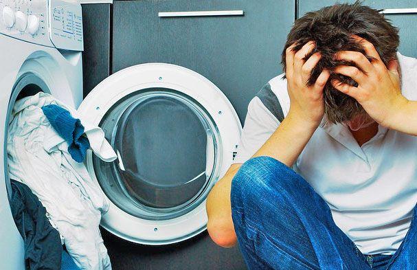 Для того чтобы избежать поломок стиральной машины нужна периодическая ее профилактика