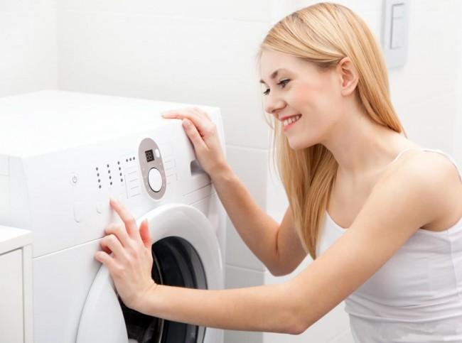 Без стиральной машины трудно себе представить повседневную жизнь