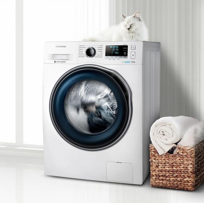 Своевременный уход продлит срок службы вашей стиральной машины