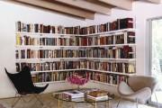 Фото 35 Книжные шкафы и библиотеки для дома: как выбрать и разместить правильно