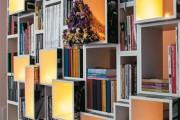 Фото 5 Книжные шкафы и библиотеки для дома: как выбрать и разместить правильно